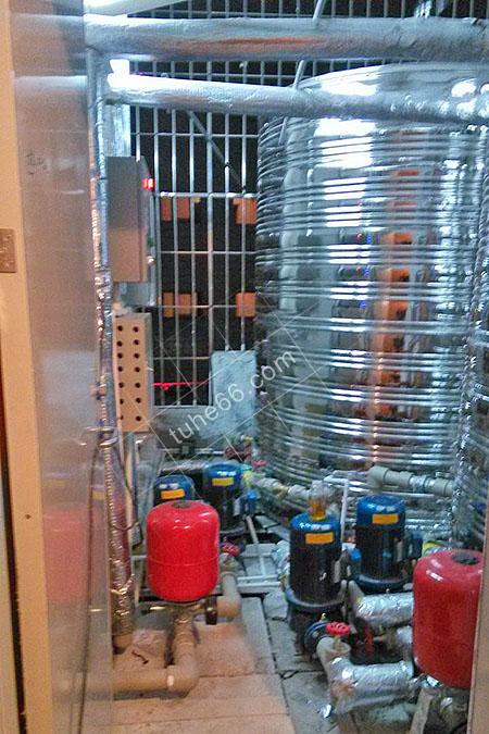 七天酒店热水工程